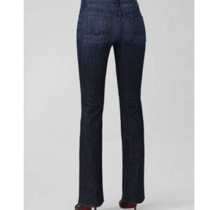 7 Seven For All Mankind Jeans High Waist Bootcut